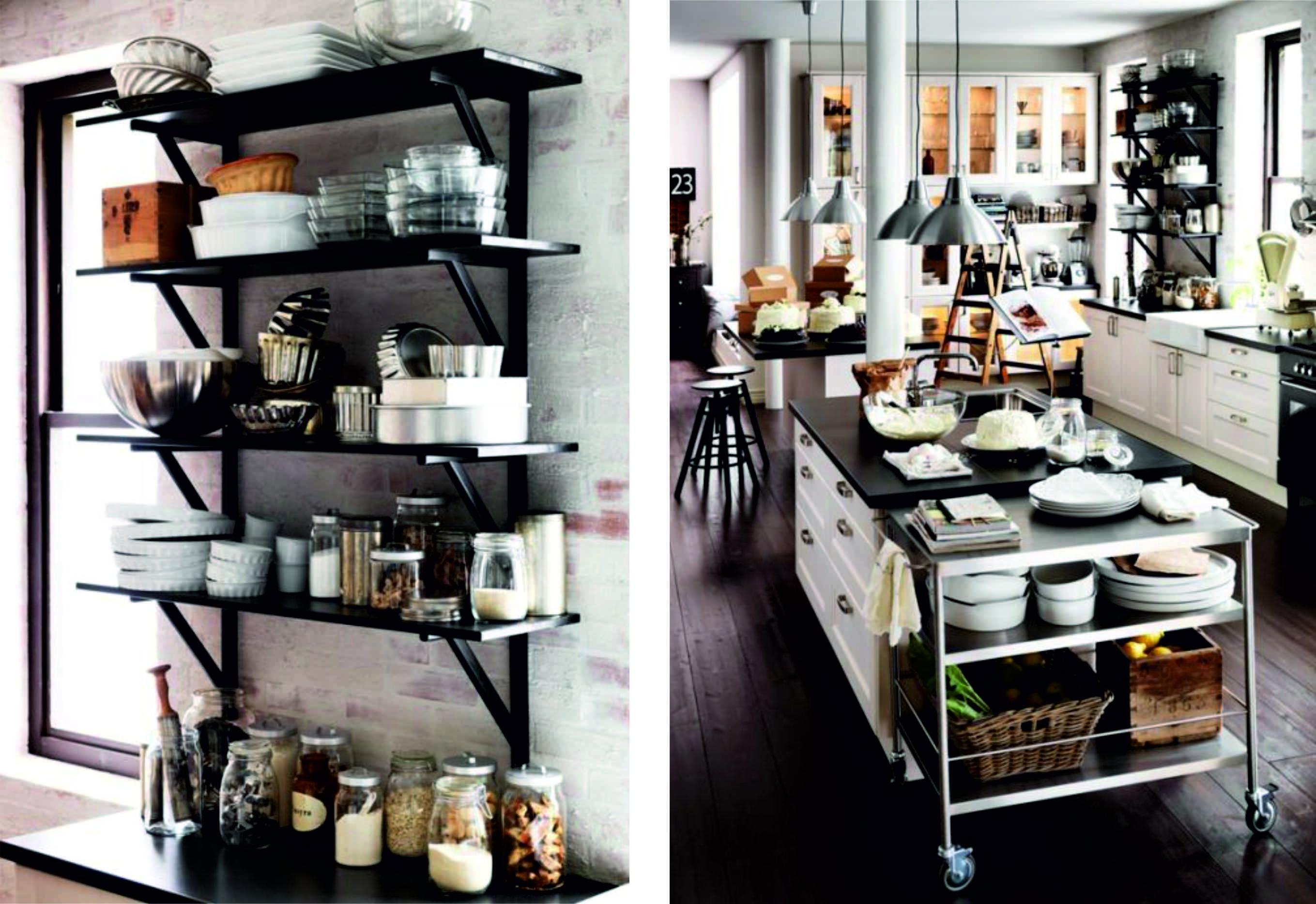 Renovar la cocina sin obras qcruz design un espacio - Muebles auxiliares cocina ...